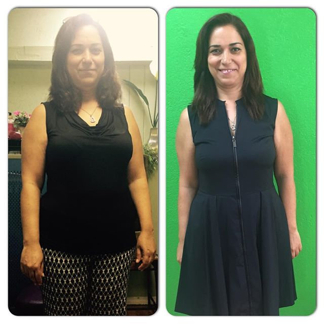 Hermik lost 29 pounds in 9 weeks 😱😱😱 we are celebrating today at pure balance 😍😍 natural supplements by Dr.Aramian