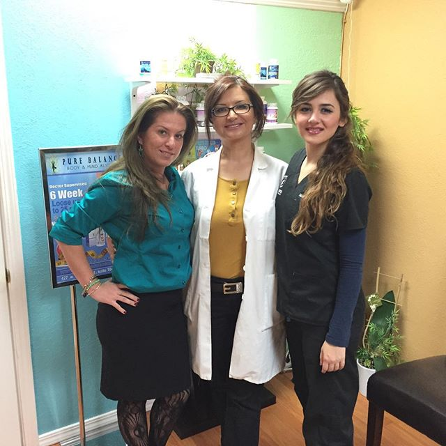 Dr. Aramian and her wonderful staff motivated me to stay fit and healthy. This is a bright office because the team is very bright and  energetic!I am very happy and I do really appreciate them all !😍😍😍😘😘 soon I will talk more about the benefits of this office and let you all know that this is a right place for anyone who wants to have a healthy lifestyle 😍😍😍 I myself DID IT and FINALLY reached to my goal