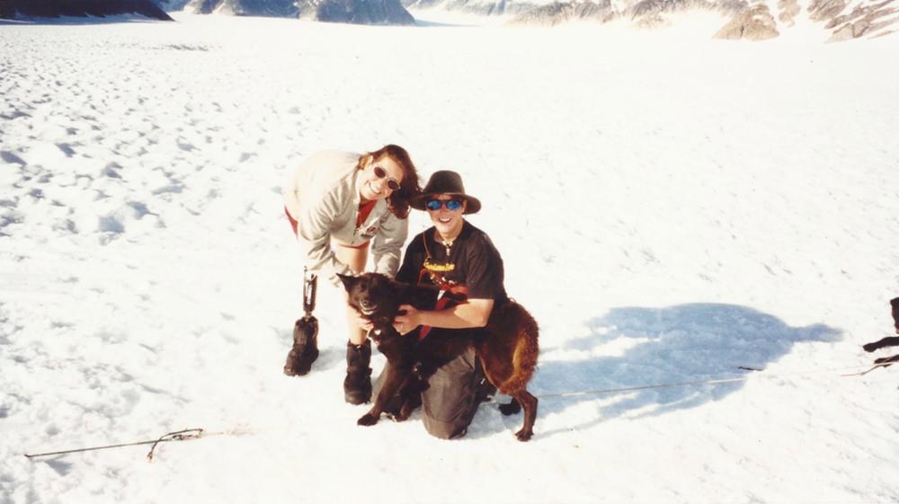Dog-Sledding / Alaska