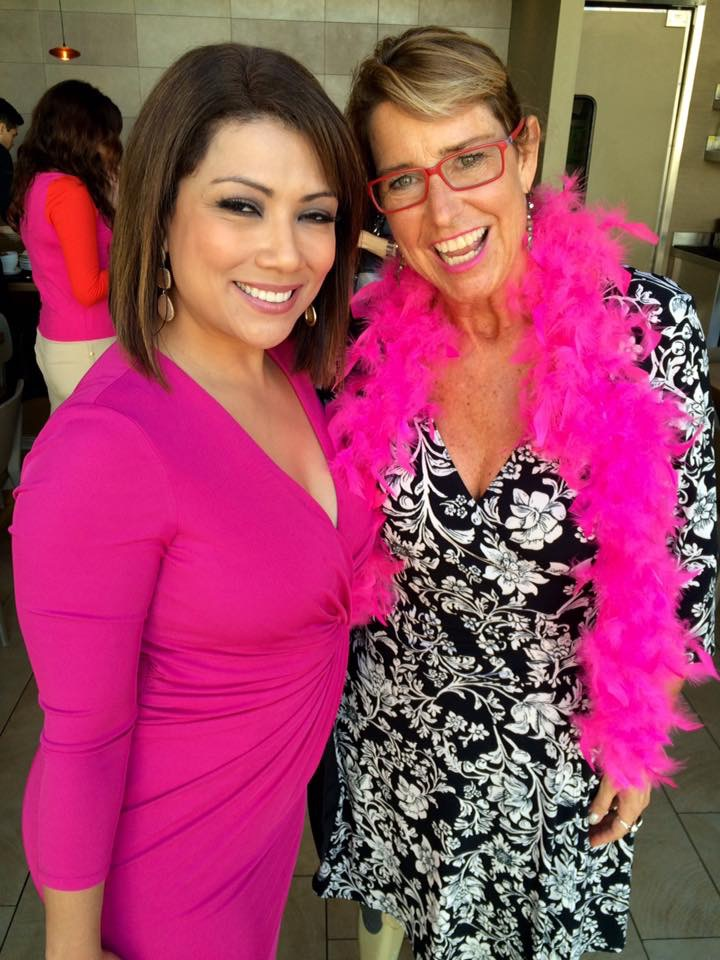 Keynote Speaker at The Grove with CBS LAs Elsa Ramon