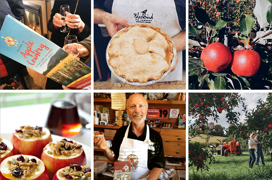 Photo Credit: Apple Trail + Culinary Tourism Alliance.