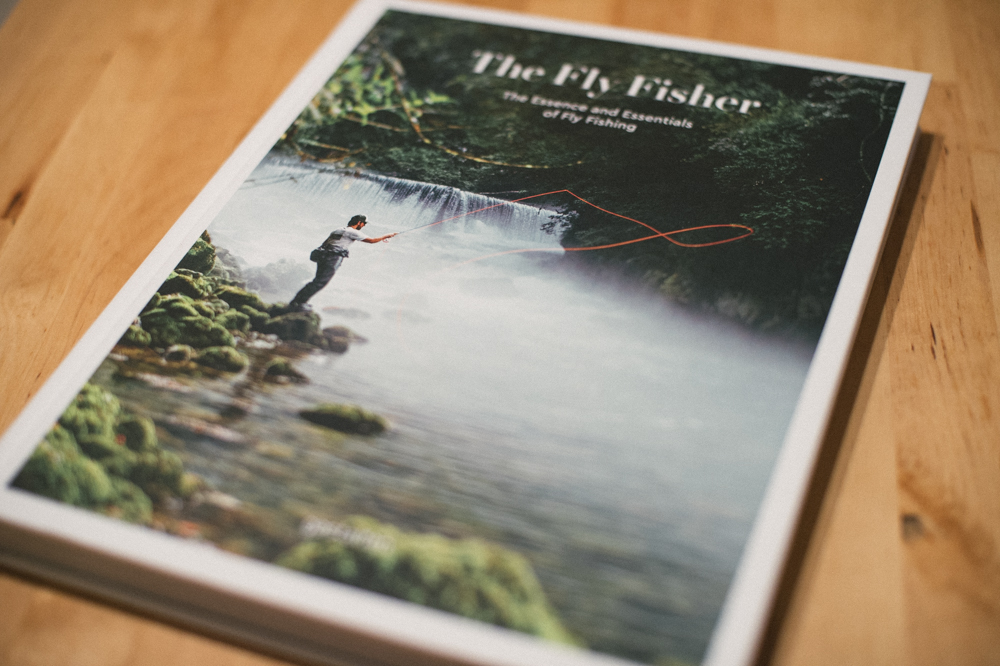 The Fly Fisher Book Gestalten
