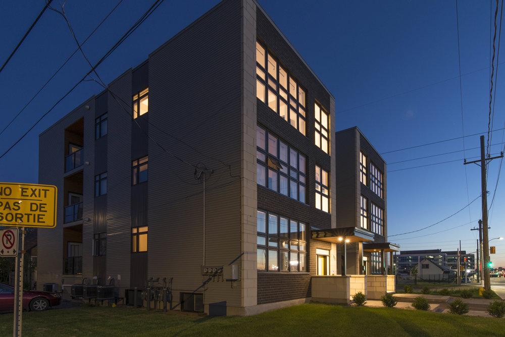 MULTI FAMILY & INCOME PROPERTIES DESIGN + BUILD -