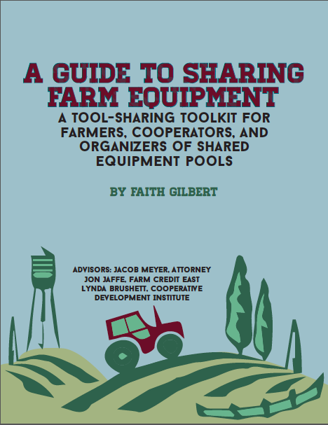 Tool Sharing Guide Cover