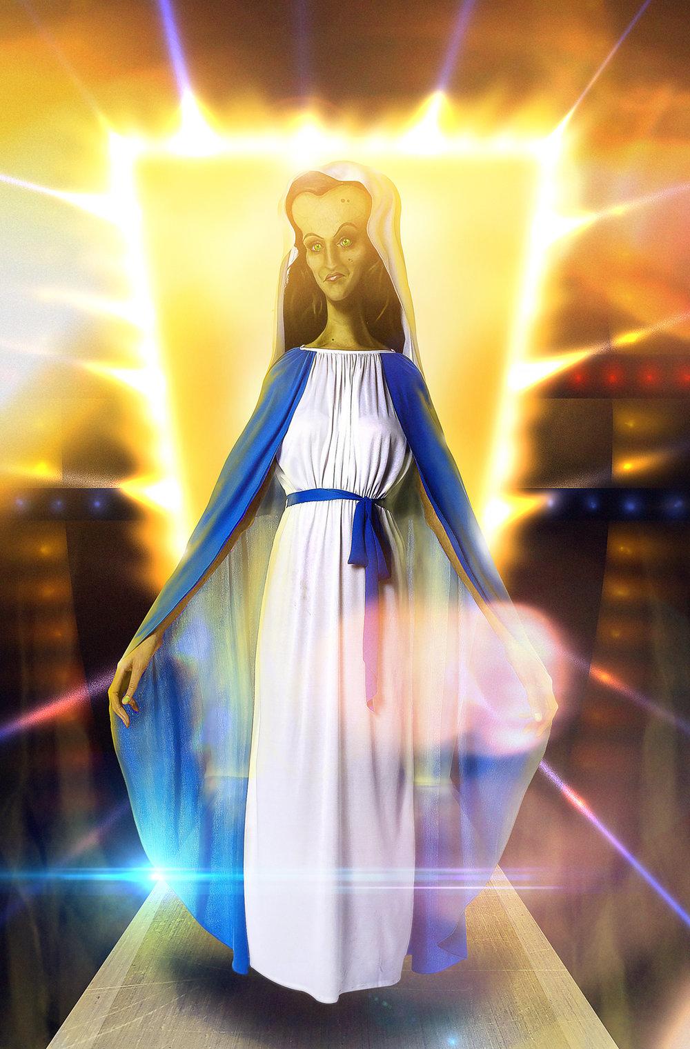 Alien Mary
