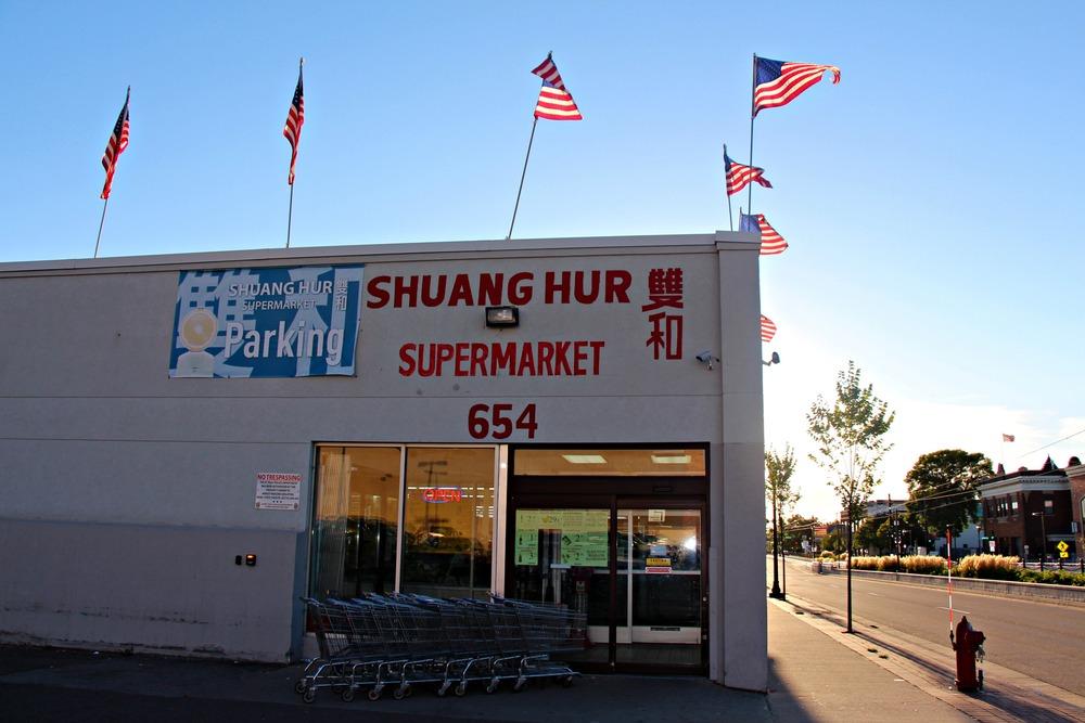 Shuang Hur St. Paul
