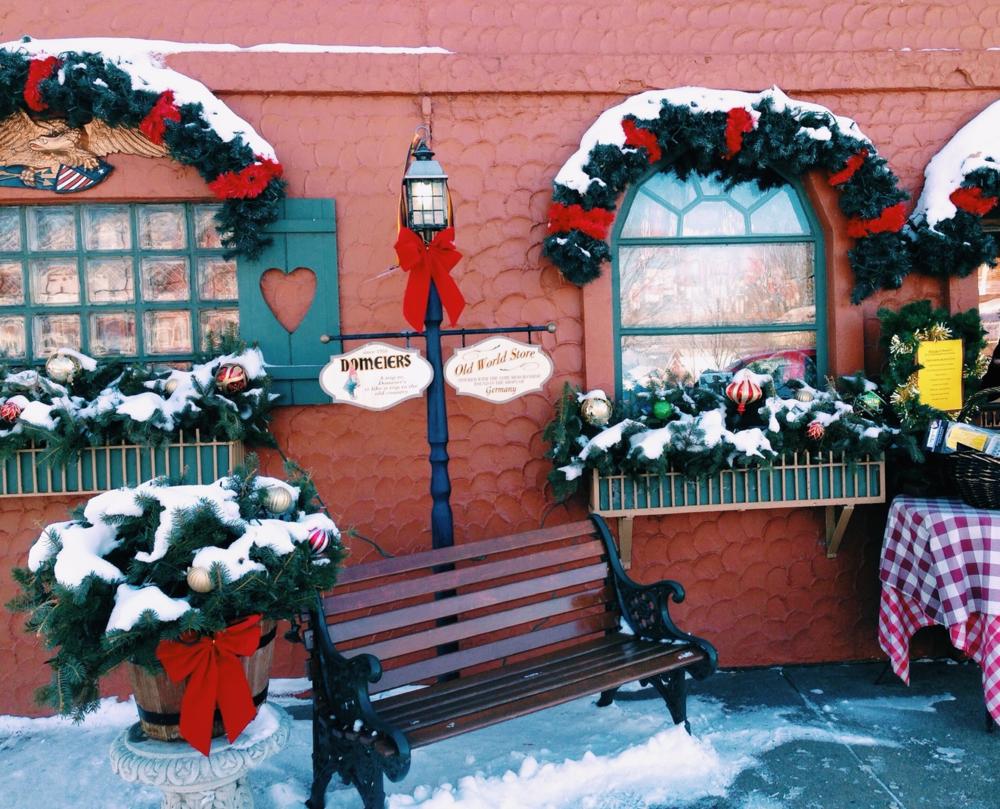 Domeier's German Store in New Ulm, Minnesota