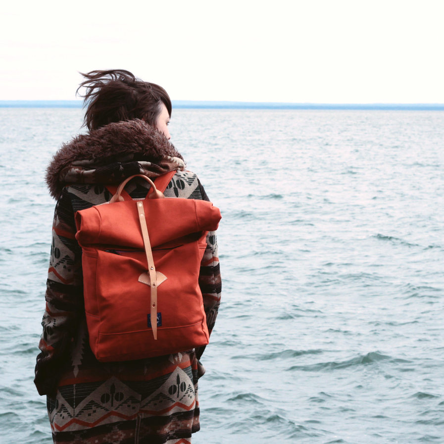 Viska Backpack - The Midwestival Gift Guide 2014