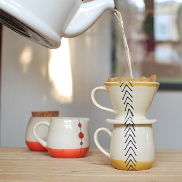 Toast Ceramics Pourover - The Midwestival Gift Guide