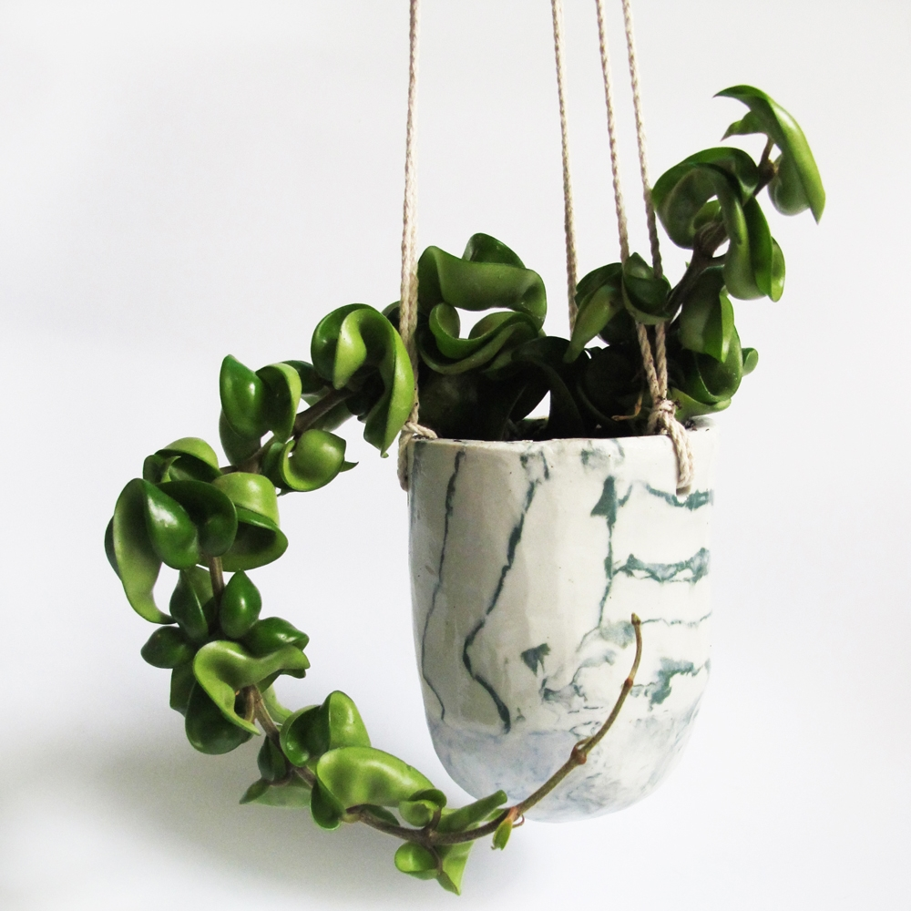 Leah Ball Planter - The Midwestival Gift Guide 2014