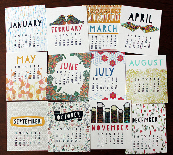 13 Midwest Made Calendars for 2015 - The Midwestival
