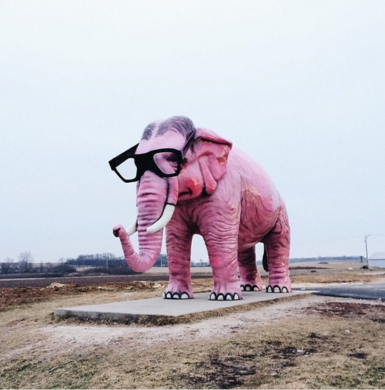 Open Call: Odd Midwest Roadside Attractions