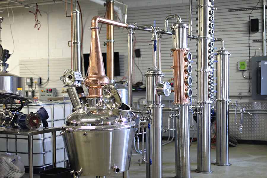 List of Midwest Distilleries