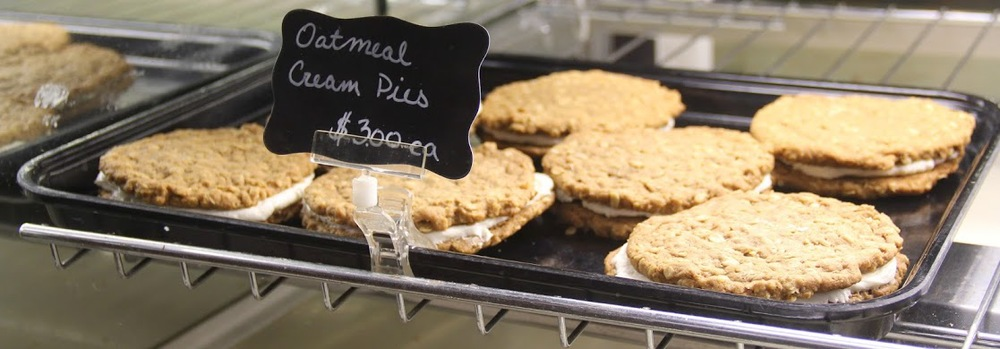 Oatmeal Cream Pies from Field to Fork
