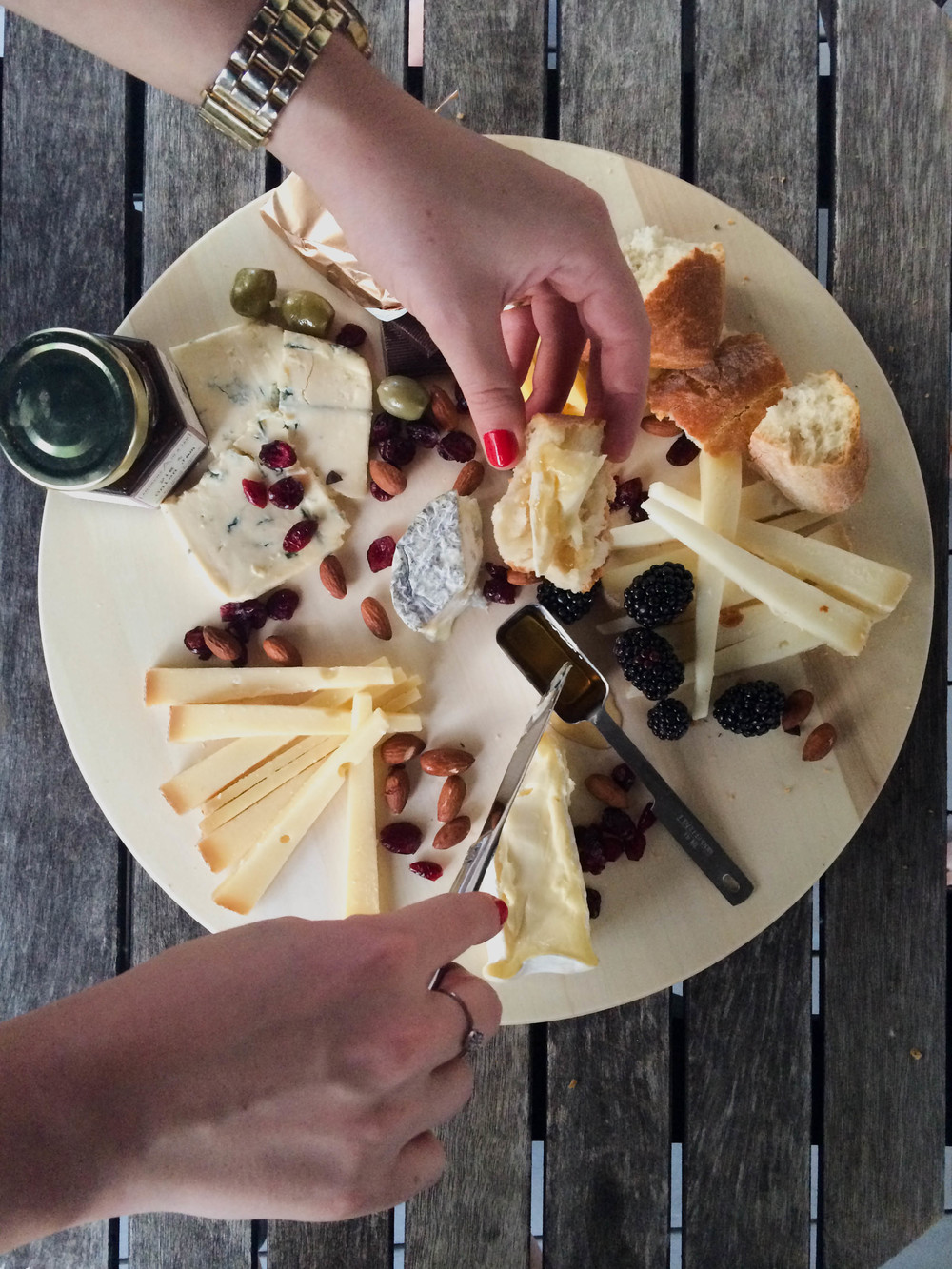 No-Fail Guide to the Perfect Cheese Plate