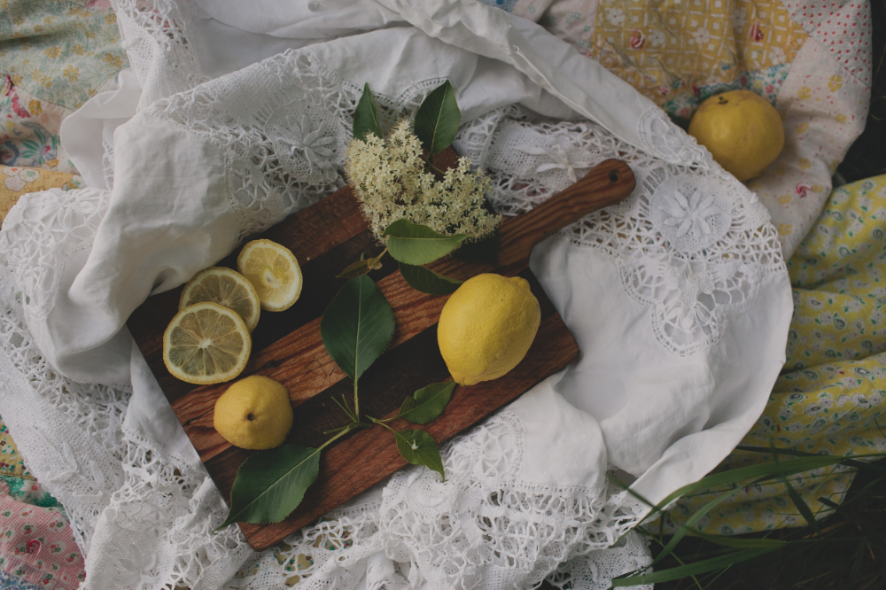 Elderflower Cordial by The Midwestival