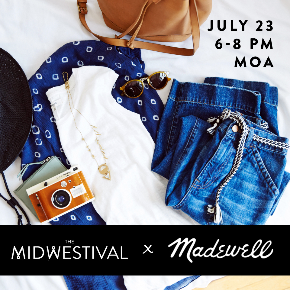 Madewell x The Midwestival Event