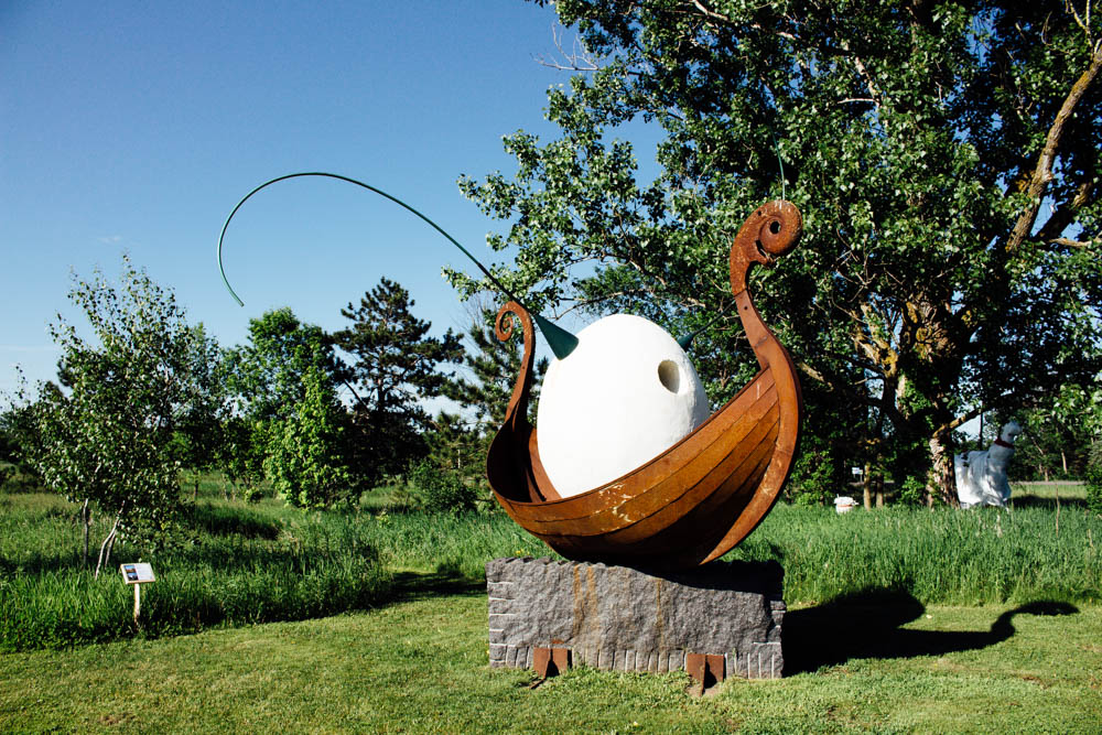 Road Trip: Franconia Sculpture Park via The Midwestival