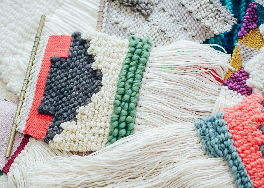 Midwest Maker: Smooth Hills Weaving