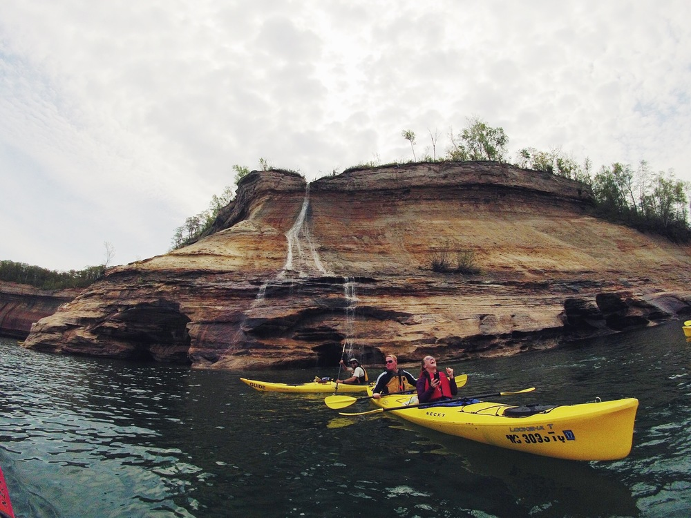 Pictured Rocks: Chasing Waterfalls in the Upper Peninsula