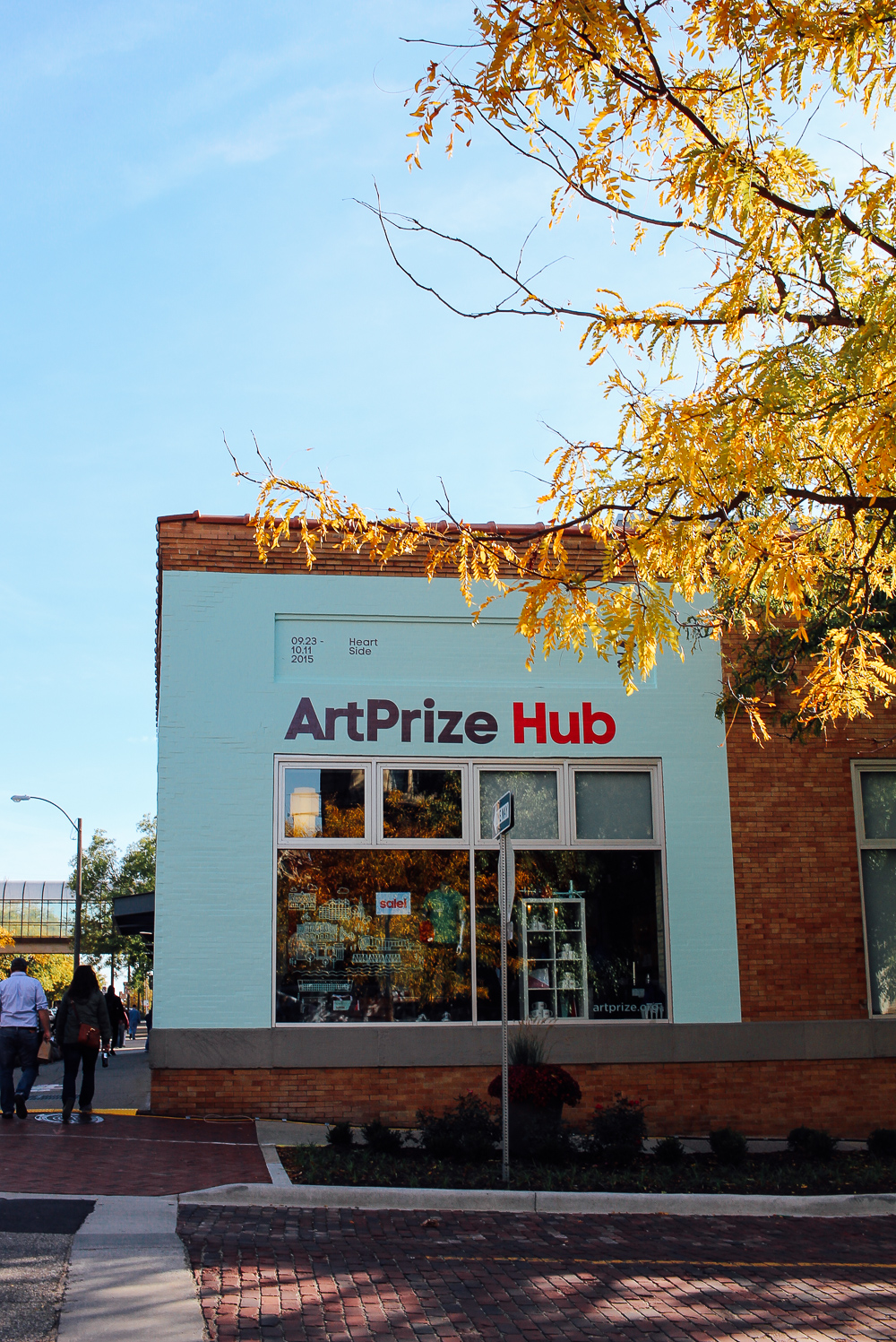 Artprize Hub - Grand Rapids weekend with @themidwestival