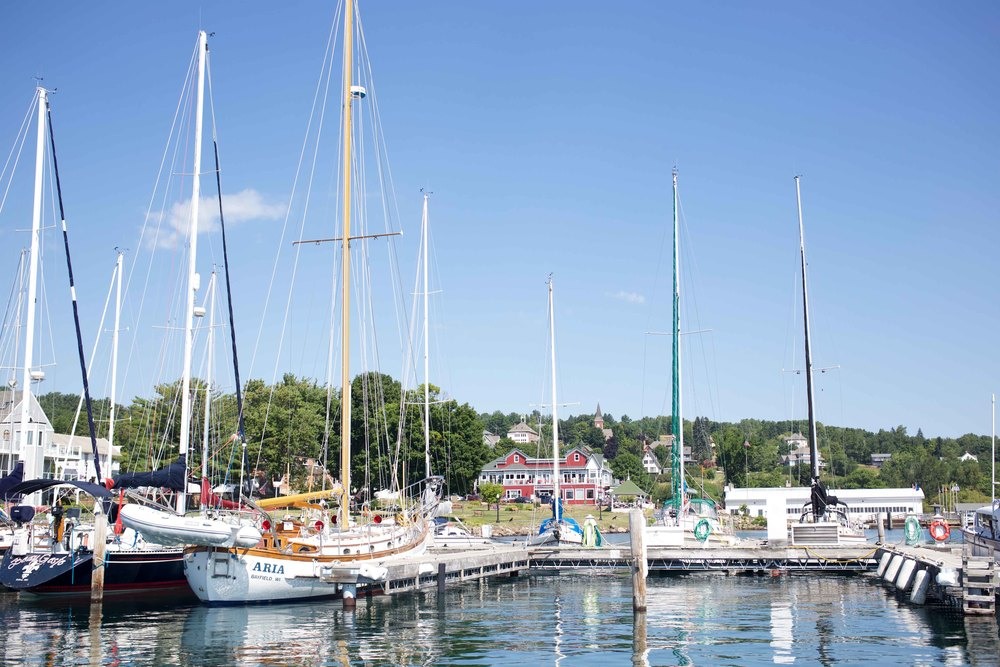 Sailing the Apostle Islands