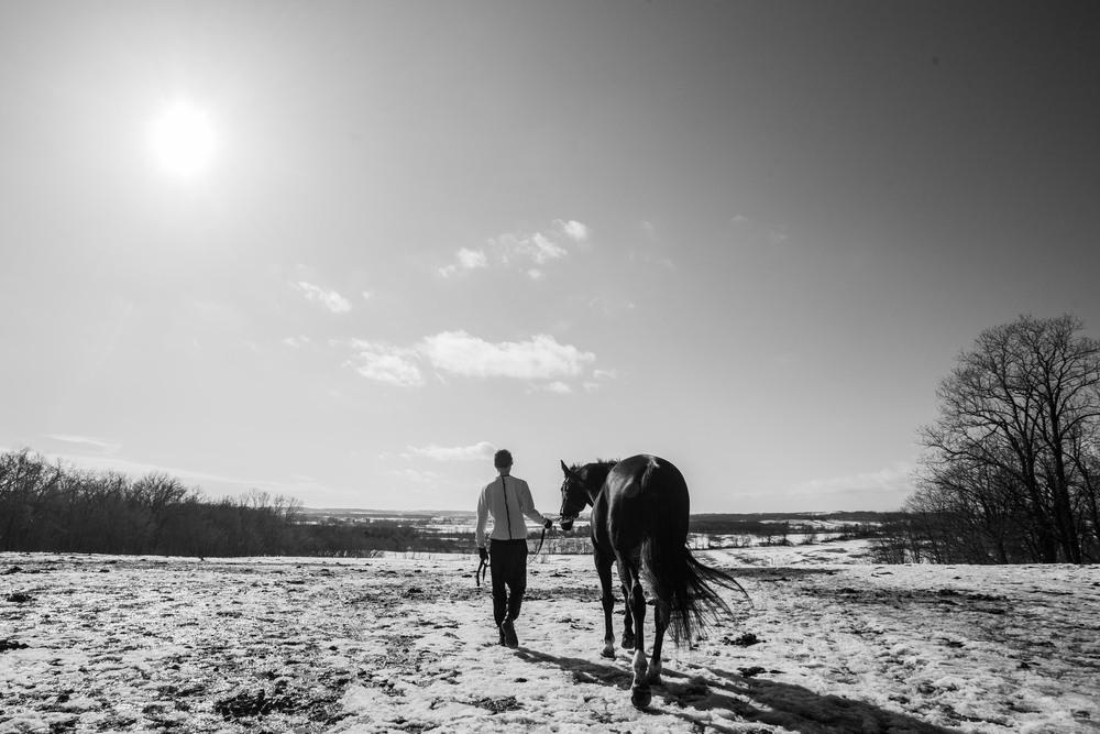 Cory Linsmeyer - Horse Power