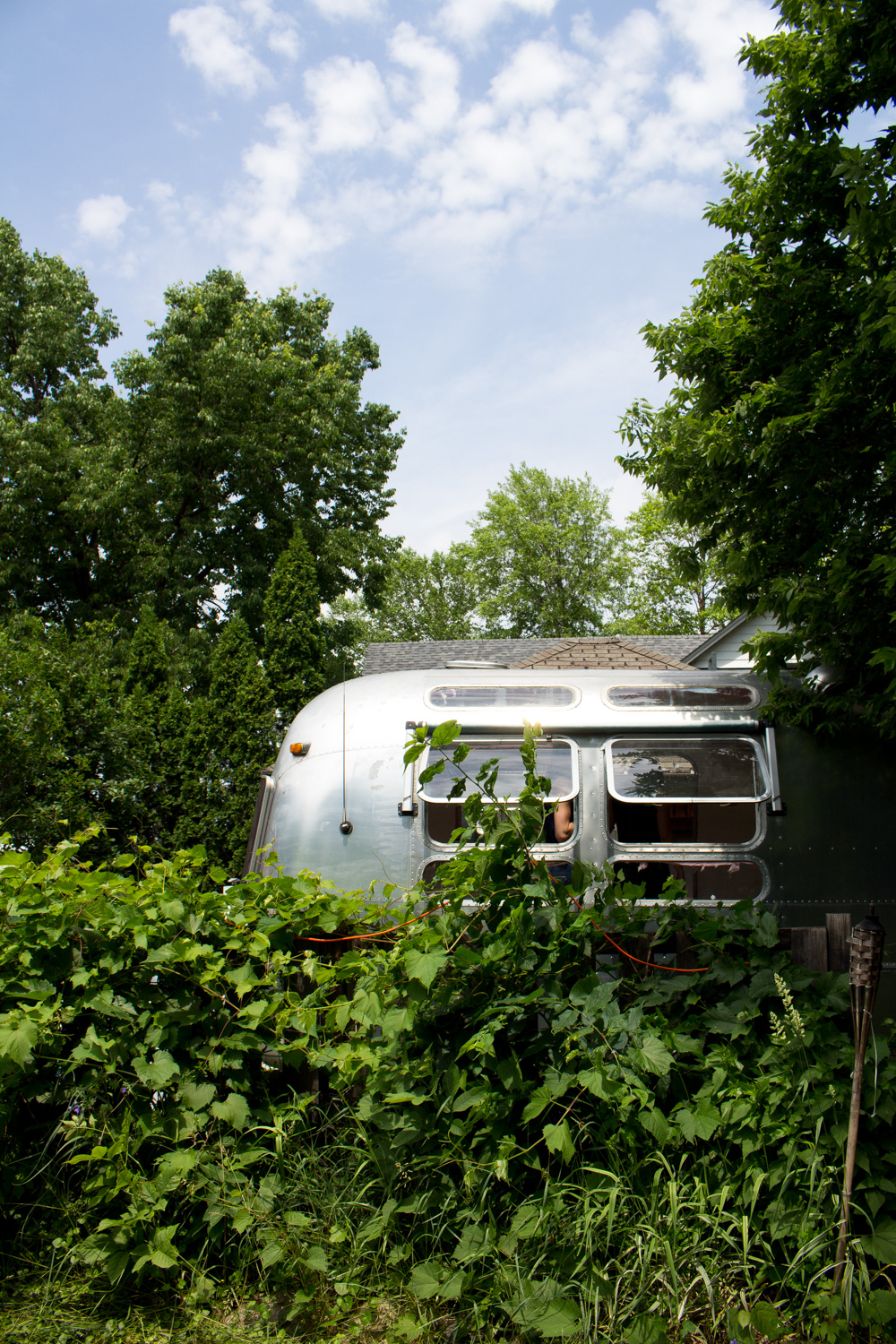 Midwest Maker: Winsome Goods Airstream via The Midwestival