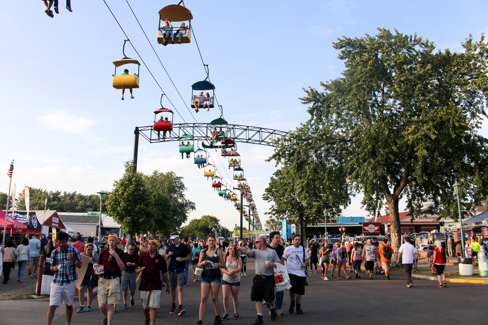 Minnesota State Fair 2016 via The Midwestival