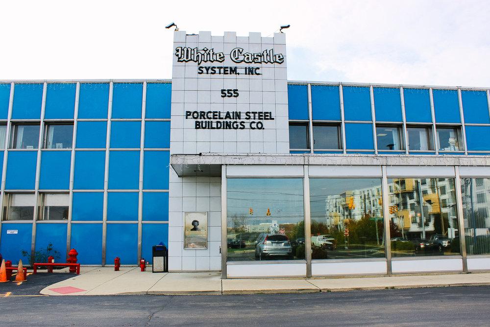 White Castle Headquarters in Columbus Ohio via The Midwestival