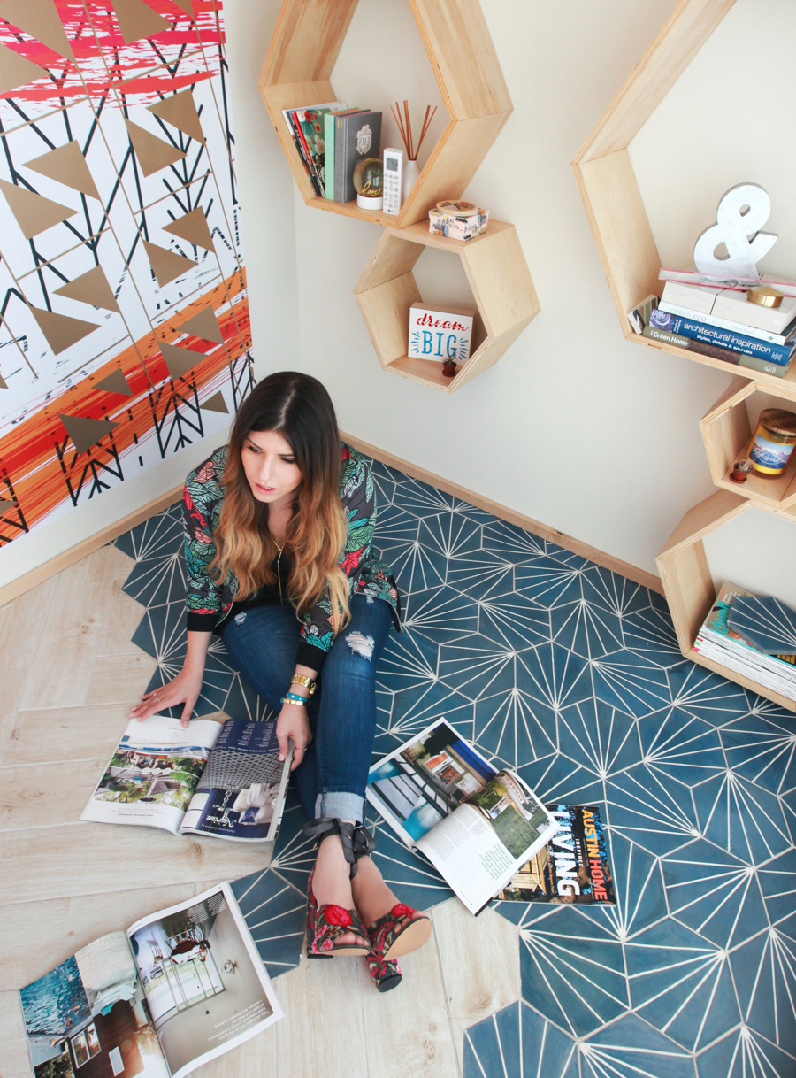 CONTAINER HOUSE STUDIO - AUSTIN MONTHLY