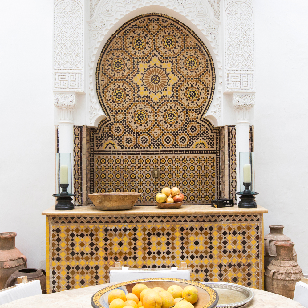 join us and conde nast traveler -  as we take you through marrakech, morocco