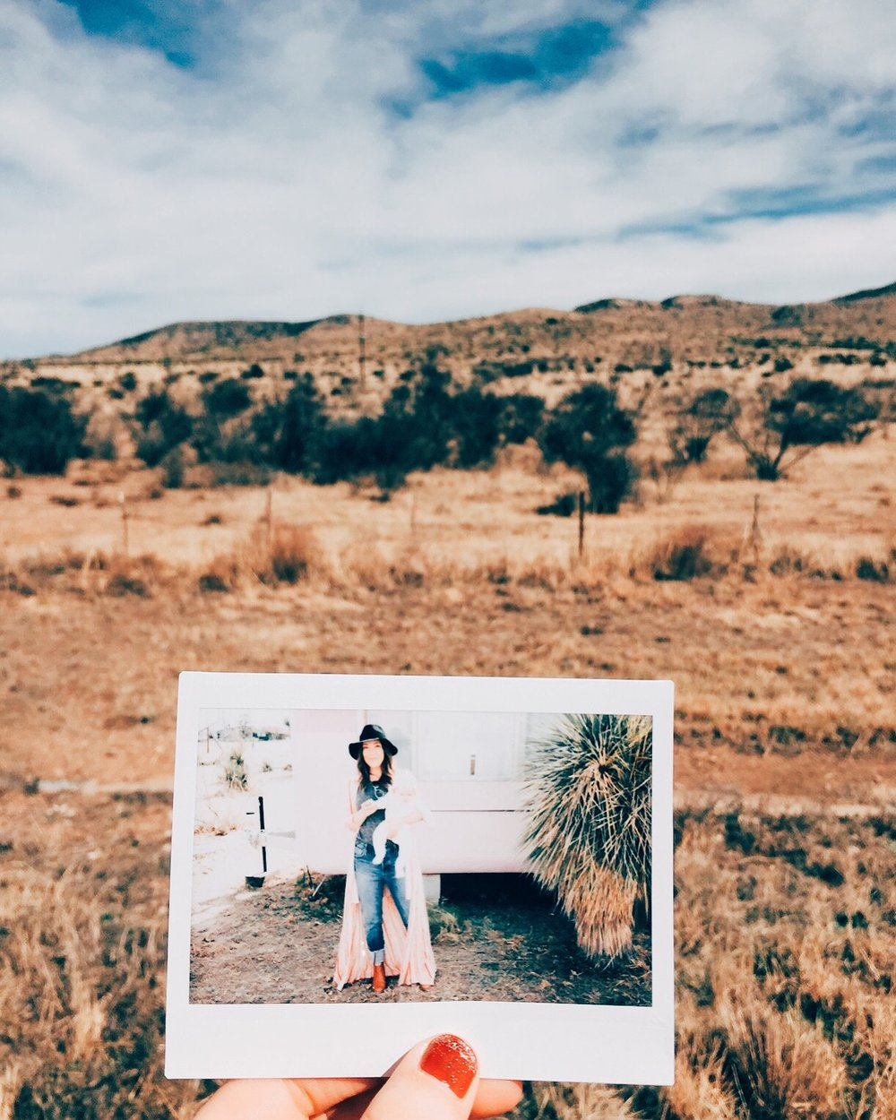 found . marfa - PRO TIP: BRING POLAROIDS ALWAYS