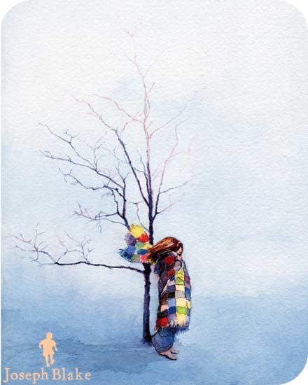 Midwinter by Joseph Blake