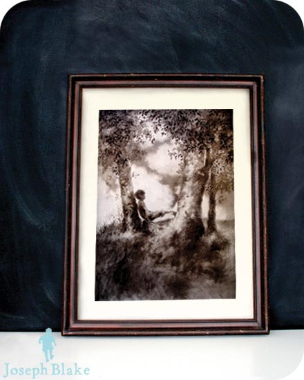 Daybreaker (framed)