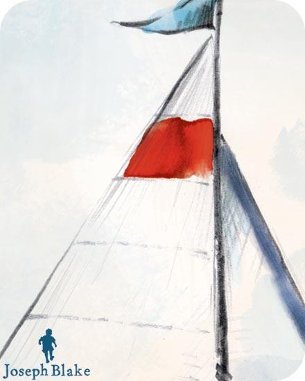 Sail Loft by Joseph Blake (close up)