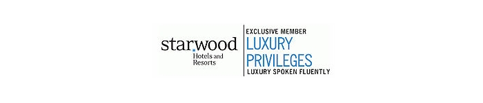 Starwood Luxury Privileges Travel Agency