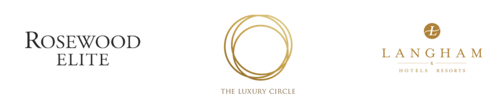 Rosewood Elite, Shangri-La The Luxury Circle, Langham Resorts and Hotel Couture Travel Agency Denise Alevy