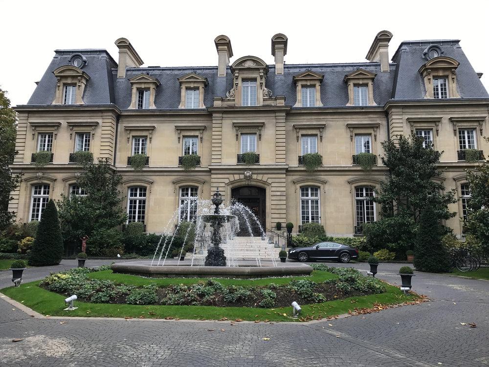 Relais & Chateaux in Paris
