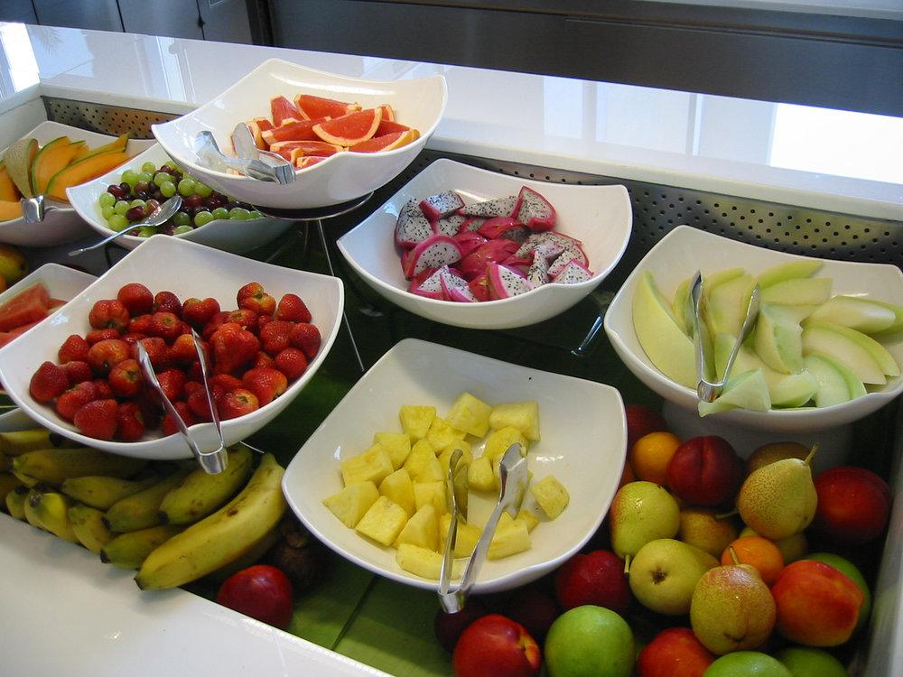 Enjoy complimentary breakfast
