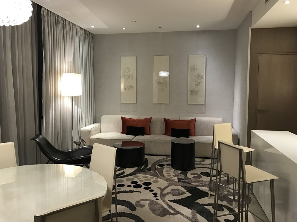 Mandarin Oriental Paris suite