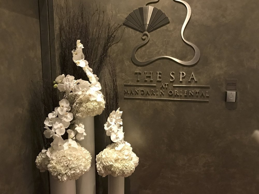 Relax in the beautiful spa