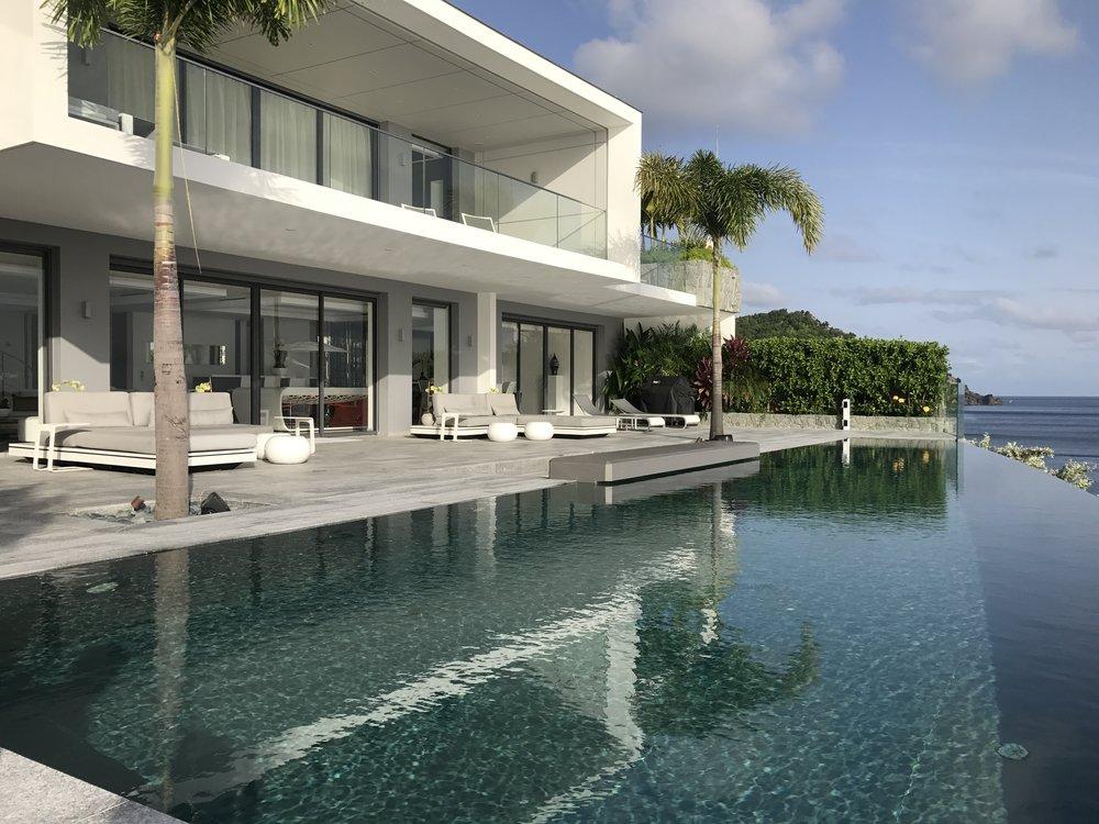 Villa Rentals -