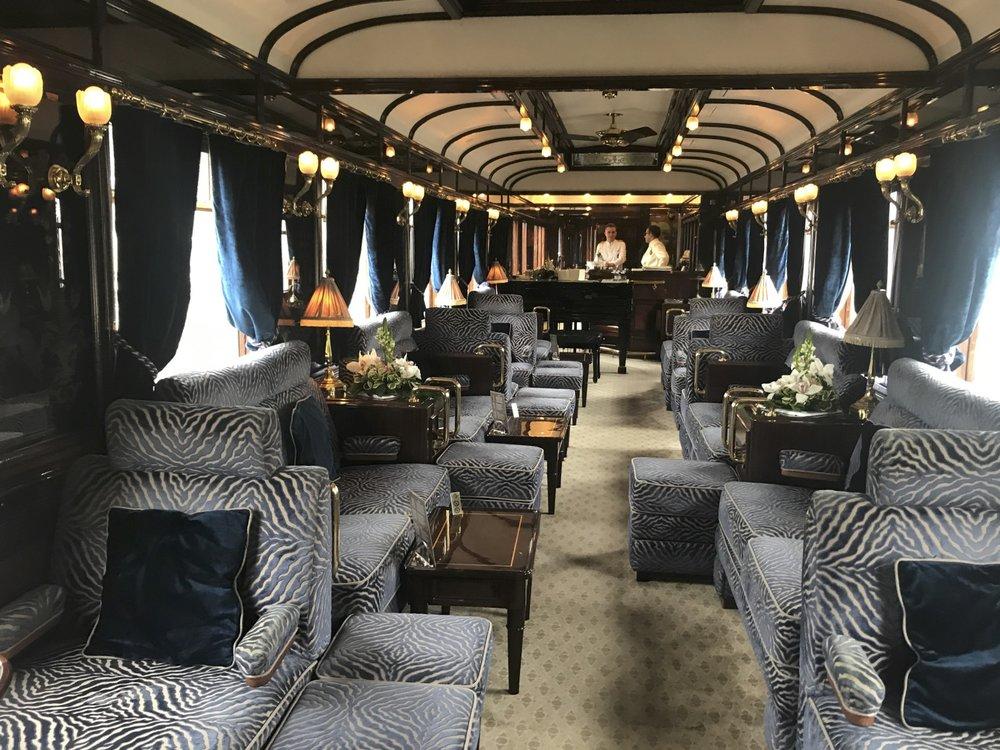 Glamorous Simplon-Orient-Express adventure