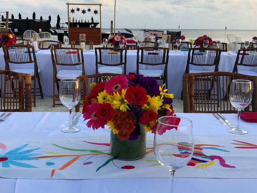 DESTINATION BEACH WEDDING - Event Planning
