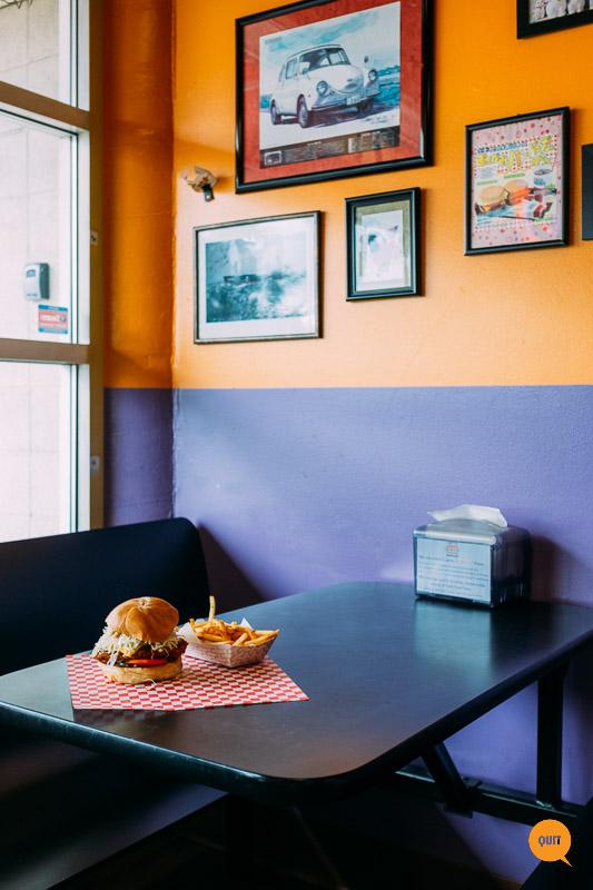 Katsu Burger, Seattle, WA
