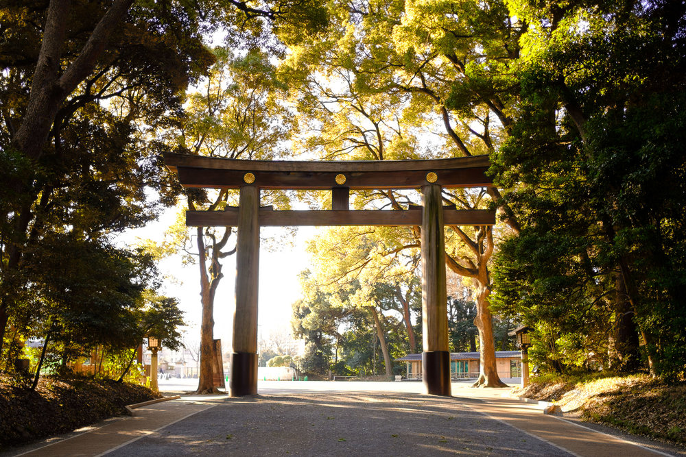 Meiji Shrine