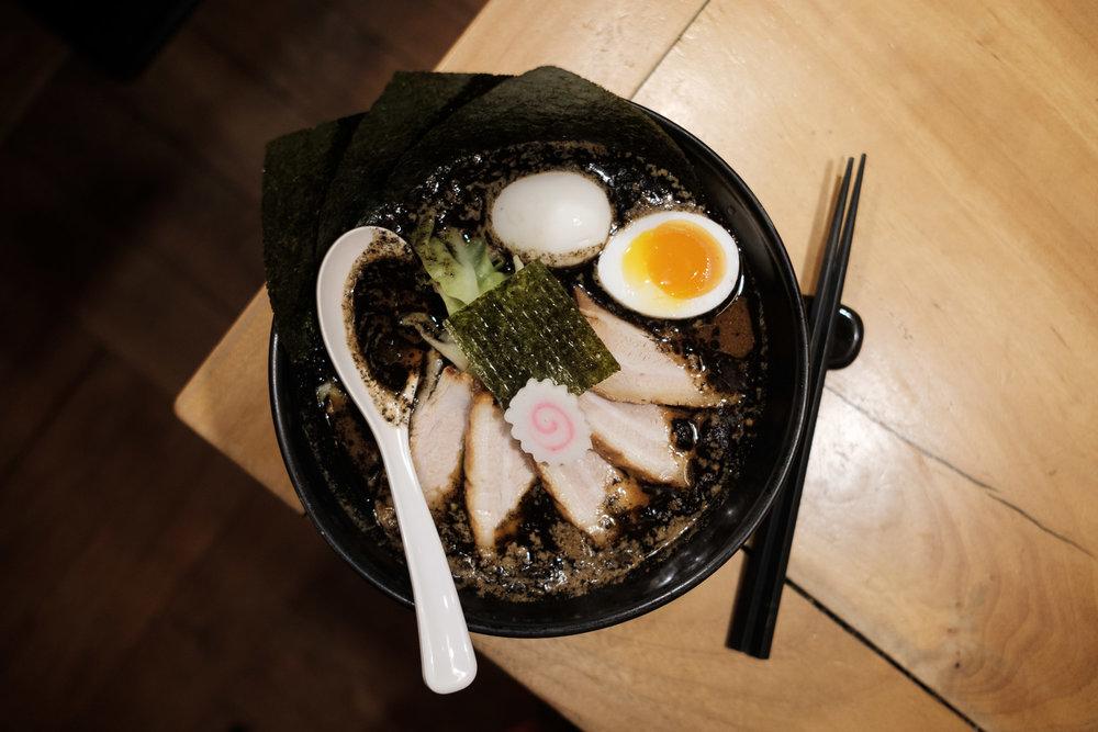 Kogashi Miso Ramen @ Kyoto Gogyo