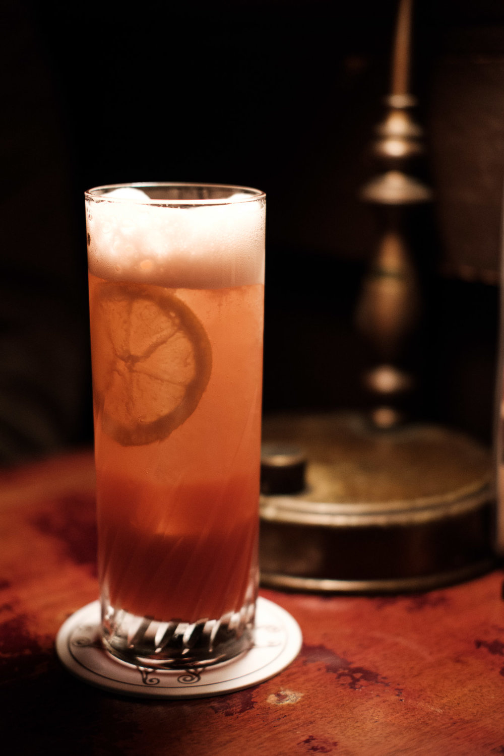 Singapore Sling @ Hello Dolly, Kyoto