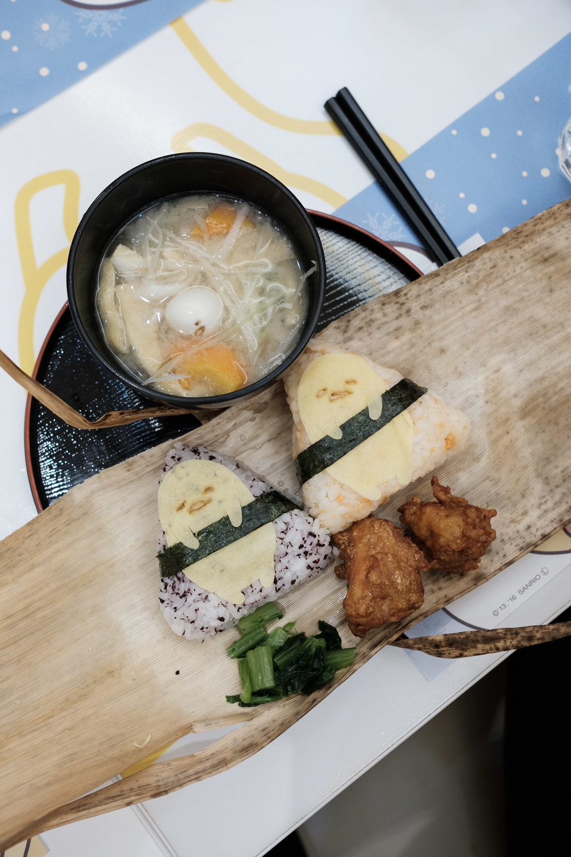 Gudetama Cafe Onigiri